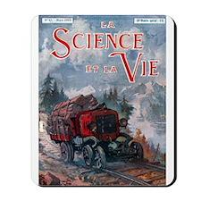 La Science Et La Vie Mousepad