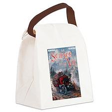 La science et la vie Canvas Lunch Bag