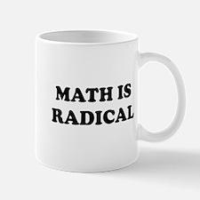 Math is radical Mugs