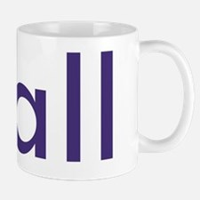 Y'all Purple Mug