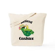Retired Cashier Tote Bag