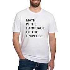 Math language of the universe T-Shirt