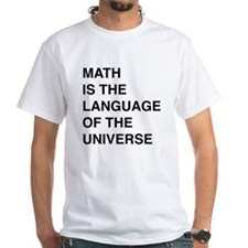 Math language of the universe T-Shirt