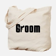Mob Groom Tote Bag