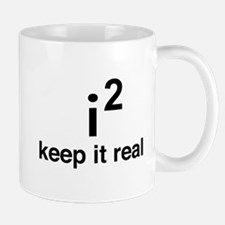 math keep it real Mugs