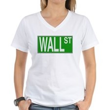 Wall St Shirt