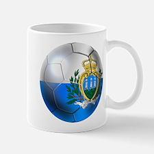San Marino Football Mug