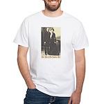 Etta and Sundance White T-Shirt