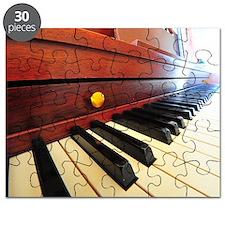 Cute Keyboard Puzzle