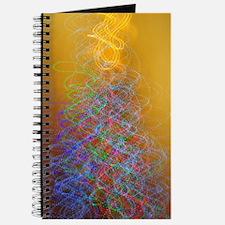 Unique Christmas tree Journal
