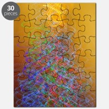 Cute Christmas light Puzzle