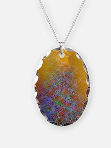 Unique Abstract art Necklace