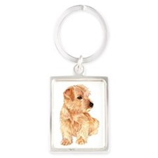 Norfolk Terrier Keychains