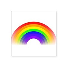 Cool Rainbow Graphic Sticker