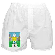 tour de france leeds 2014 Boxer Shorts