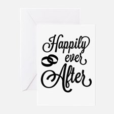 Happily Ever After Greeting Cards