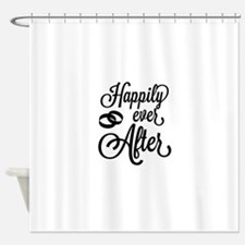 Happily Ever After Shower Curtain