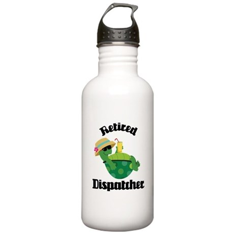 Retired Dispatcher Stainless Water Bottle 1.0L