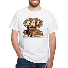 RATtruck-tee wht T-Shirt