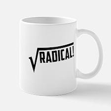 Math radical square root Mugs