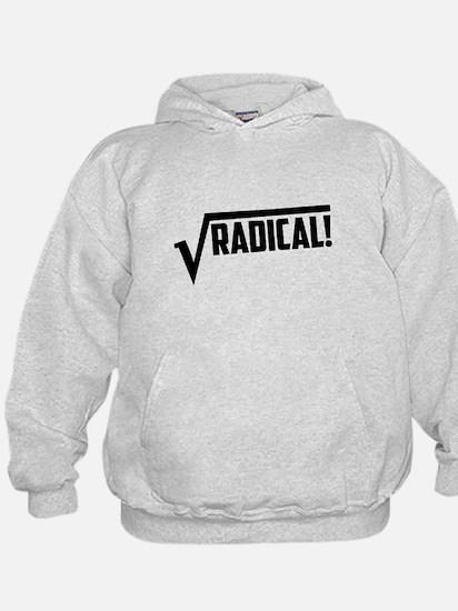 Math radical square root Hoodie