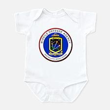 Aegis Program Logo Infant Bodysuit