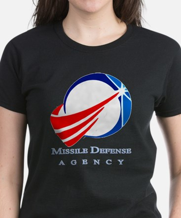 MDA New Logo Women's Dark T-Shirt