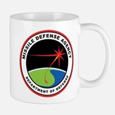 Missile Defense Agency Logo Mug