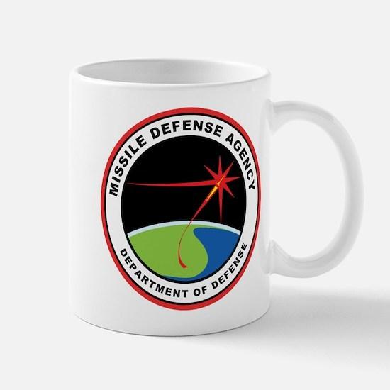 Missile Defense Agency Logo Mug