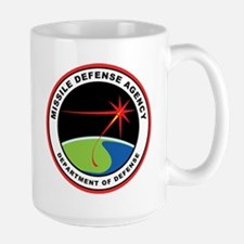 Missile Defense Agency Logo MugMugs