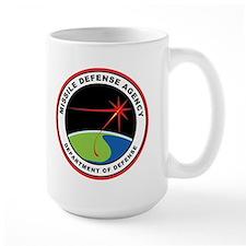 Missile Defense Agency Logo MugMugs
