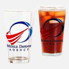 MDA New Logo Drinking Glass
