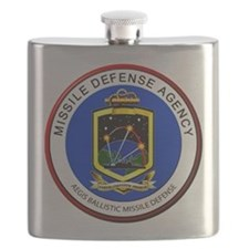 Aegis Program Logo Flask