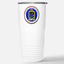 Aegis Program Logo Travel Mug