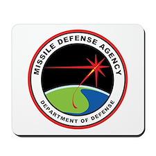 Missile Defense Agency Logo Mousepad