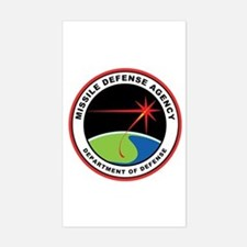 Missile Defense Agency Logo Decal