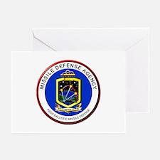 Aegis Program Logo Greeting Cards (Pk of 10)