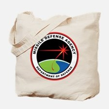 Missile Defense Agency Logo Tote Bag