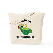 Retired filmmaker Tote Bag