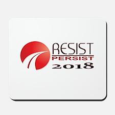 Resist Persist 2018 Mousepad
