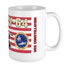 CV-64 USS Constellation Mug