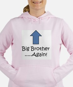 Big Brother Again! Women's Hooded Sweatshirt