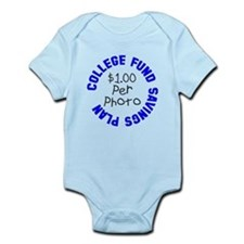 College Fund Savings Body Suit