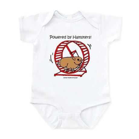 Hamster Power Infant Bodysuit