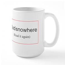 AmericaGodisnowhere Mugs