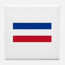 Serbia Tile Coaster