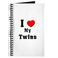 I Love Twins Journal