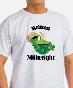 Retired millwright T-Shirt