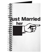 Just Married Her Journal