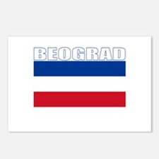 Beograd, Serbia & Montenegro Postcards (Package of